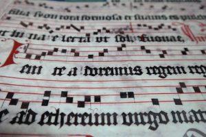 Dame Musique et le protestantisme