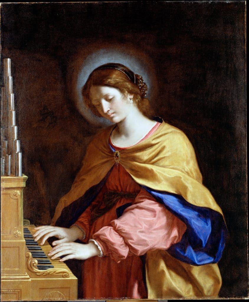 Histoire de Sainte Cécile, patronne des musiciens - ELICCI