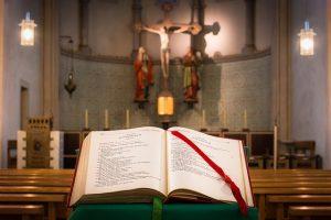 Textes et lectures bibliques pour des funérailles religieuses