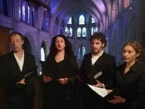 Chants catholiques pour des funérailles
