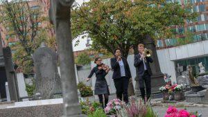 Pourquoi le jazz et le gospel sont-ils tant appréciés lors des cérémonies d'obsèques?